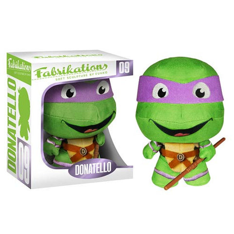 Fabrikations: Donatello - Cyber City Comix