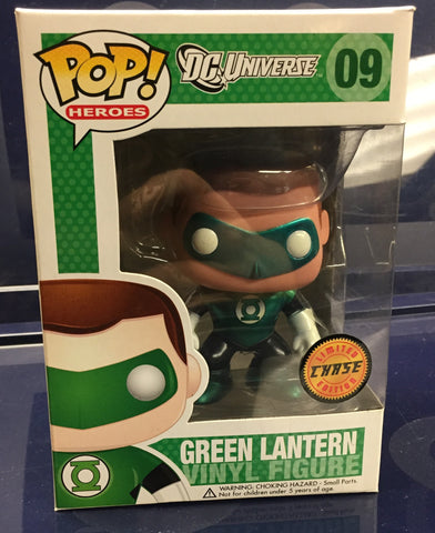 DC Heroes: Green Lantern (Metallic Chase) - Cyber City Comix