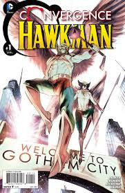 Convergence Hawkman #1-2 - Cyber City Comix