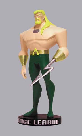 Justice League Animated - Aquaman Maquette - Cyber City Comix