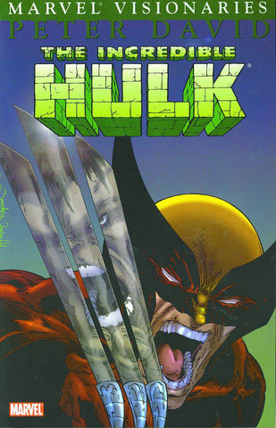 Hulk Visionaries - Peter David TP Vol 1 - Cyber City Comix