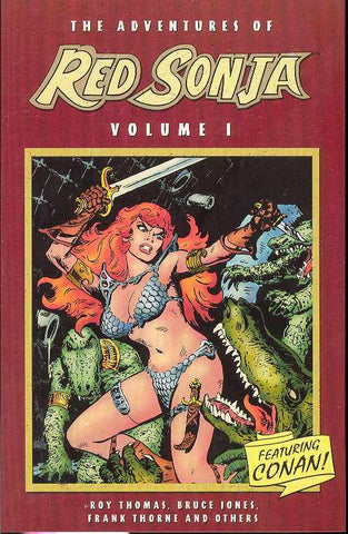 Adventures of Red Sonja Tp Vol 1