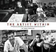 The Artist Within Hardcover - Cyber City Comix