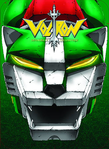 Voltron Defender of the Universe Collectors Ed Vol 3 DVD Tin - Cyber City Comix