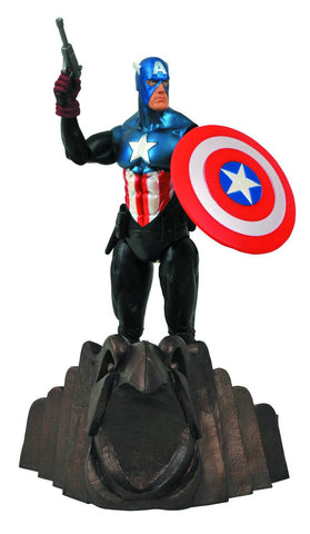 Marvel Select - Captain America (Bucky) Figure - Cyber City Comix