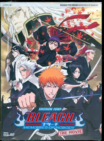 Bleach the Movie: Memories of Nobody - Cyber City Comix