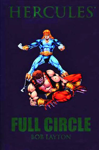 Hercules - Full Circle Premier Hardcover - Cyber City Comix