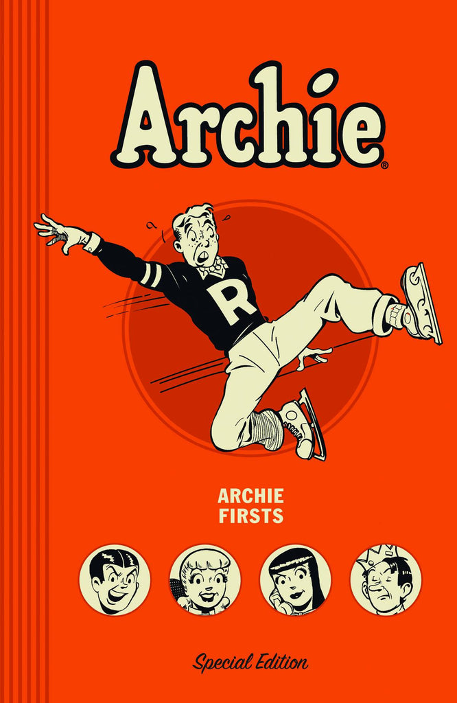 Archie Firsts Vol 1 Hardcover - Cyber City Comix
