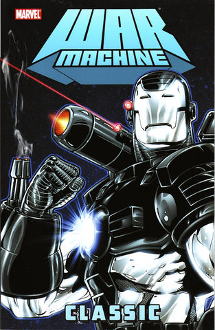 War Machine Classic TP Vol 1 - Cyber City Comix