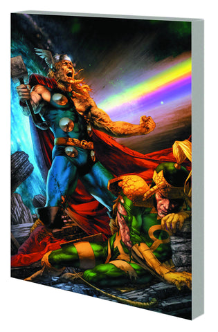Thor - First Thunder TP - Cyber City Comix