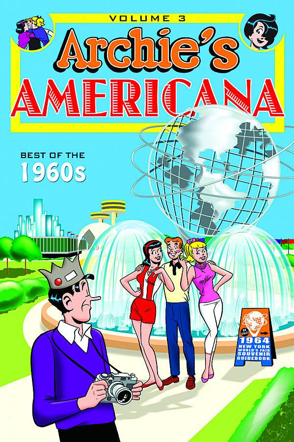 Archie's Americana - Vol 3: Best of the 1960's Hardcover - Cyber City Comix