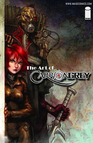 ART OF CARBON GREY HC - Cyber City Comix