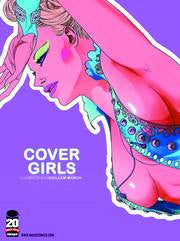 Cover Girls Illustrations by Guillem March Hardcover - Cyber City Comix