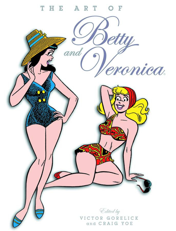 ART OF BETTY AND VERONICA HC - Cyber City Comix