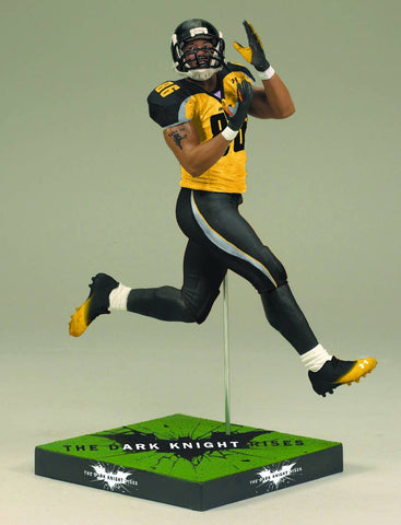 Dark Knight Rises Hines Ward Figure - Cyber City Comix