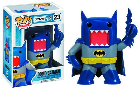 Domo + DC Comics - Batman - Cyber City Comix