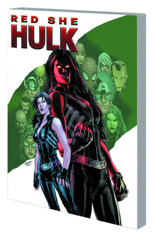 Red She-Hulk: Hell Hath no Fury TP - Cyber City Comix