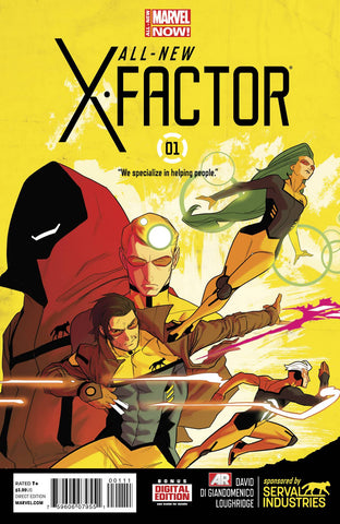 All New X-Factor #1-20 Complete series