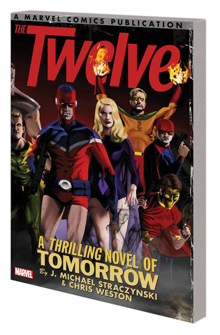 The Twelve Complete Collection Tp