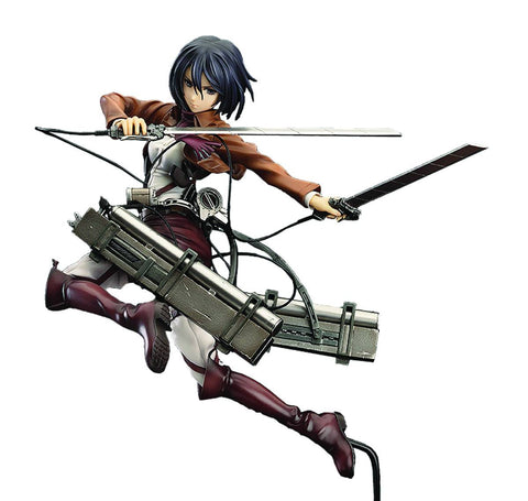 Attack on Titan - Mikasa 1/8 scale DX Version Statue - Cyber City Comix