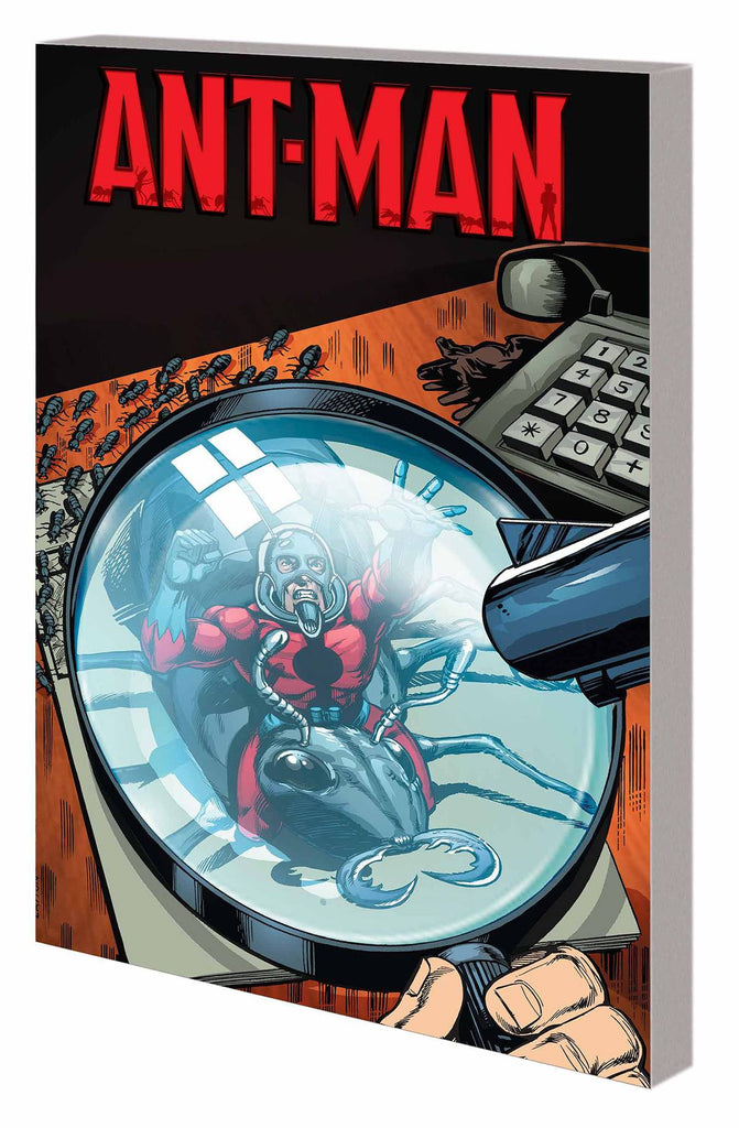 Ant-Man Scott Lang TP - Cyber City Comix