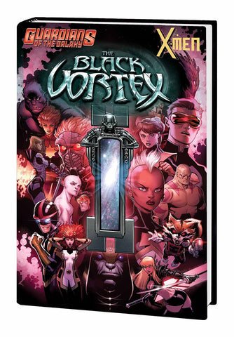 Guardians of the Galaxy & X-Men - The Black Vortex Hardcover