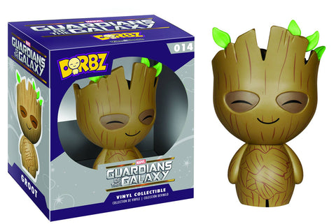 Guardians of the Galaxy -  Groot - Cyber City Comix