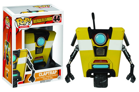 Borderlands - Claptrap - Cyber City Comix