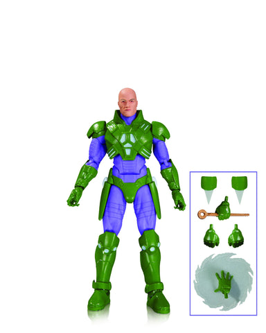 DC Comics Icons - Lex Luthor (Forever Evil) - Cyber City Comix