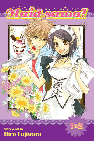 Maid Sama 2in1 TP Vol 1 - Cyber City Comix