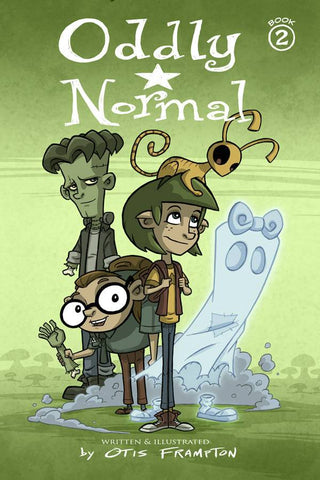 Oddly Normal Tp Vol 2