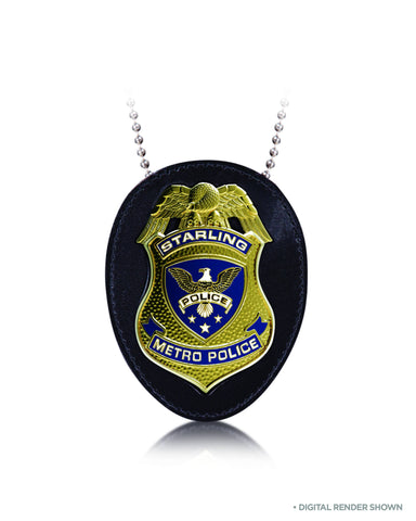 Arrow Tv Starling City Police Badge