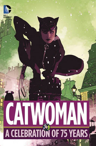 CATWOMAN - A CELEBRATION OF 75 YEARS HC - Cyber City Comix