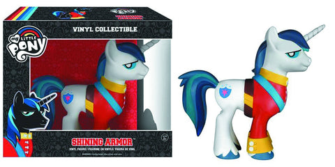 My Little Pony - Shining Armor Vinyl - Cyber City Comix