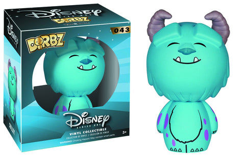 Disney - Sulley - Cyber City Comix