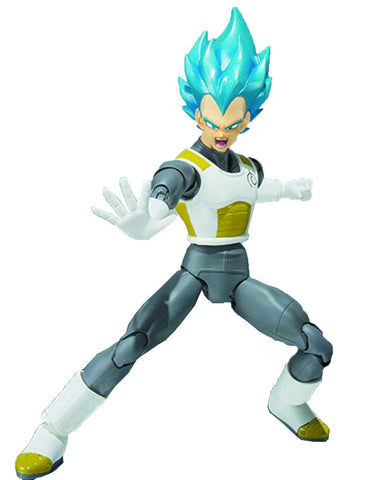 Dragon Ball Z - Super Saiyan God Vegeta Figure - Cyber City Comix
