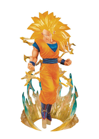 Dragon Ball Z - Super Saiyan 3 Son Goku Figuarts Zero - Cyber City Comix