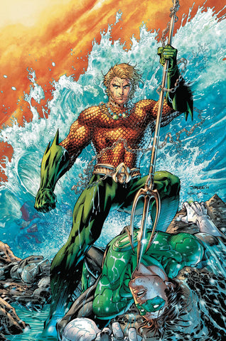 AQUAMAN - A CELEBRATION OF 75 YEARS HC - Cyber City Comix