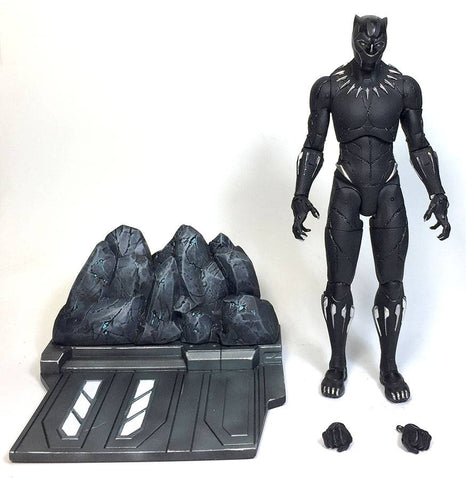 Marvel Select- Black Panther movie figure