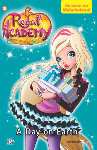 Regal Academy Tp Vol 3 A Day on Earth
