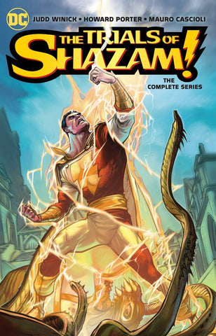 Trials of Shazam Tp Complete Series