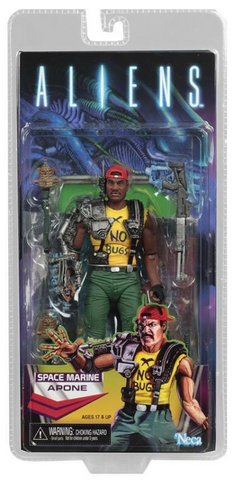 Aliens Series 13 - Space Marine Apone figure