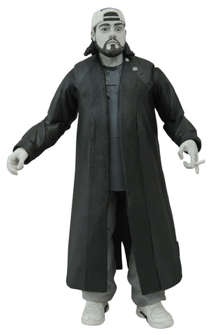 Clerks Select - Silent Bob Figure - Cyber City Comix