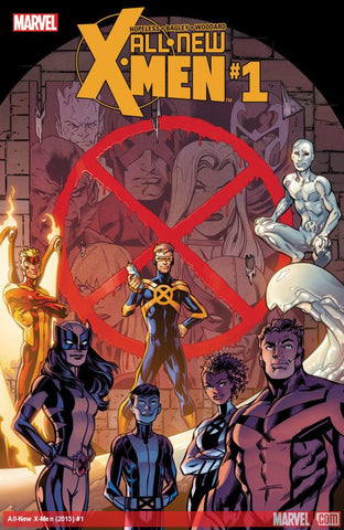 All New X-Men (2015) #1-4 - Cyber City Comix
