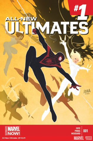 All-New Ultimates (2014) #1-12 - Cyber City Comix