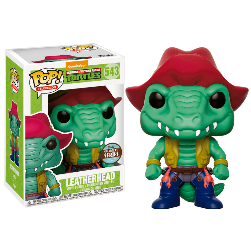 Tmnt - Leatherhead (Specialty Series)