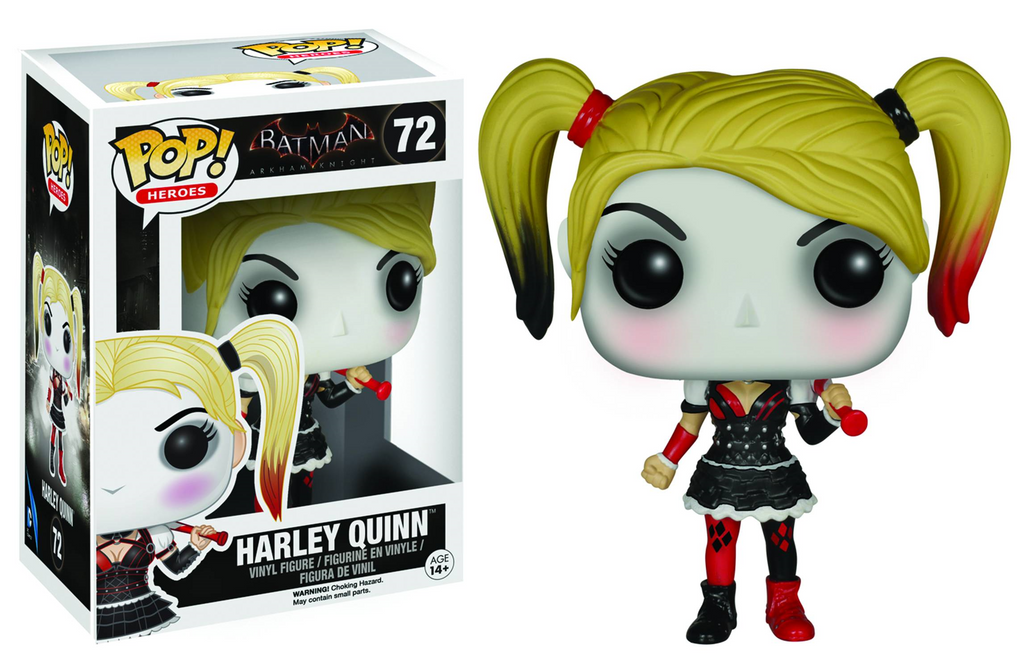 Arkham Knight - Harley Quinn - Cyber City Comix