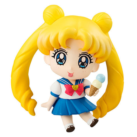 Petit Chara - Pretty Guardian Sailor Moon School Life Edition Blind Box - Cyber City Comix
