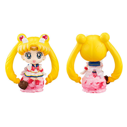 Petit Chara Land - Sailor Moon Ice Cream Party Blind Box - Cyber City Comix