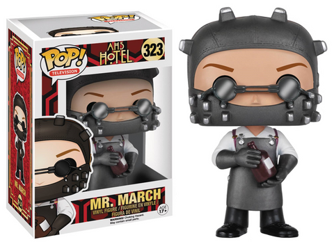 American Horror Story - Mr March - Cyber City Comix